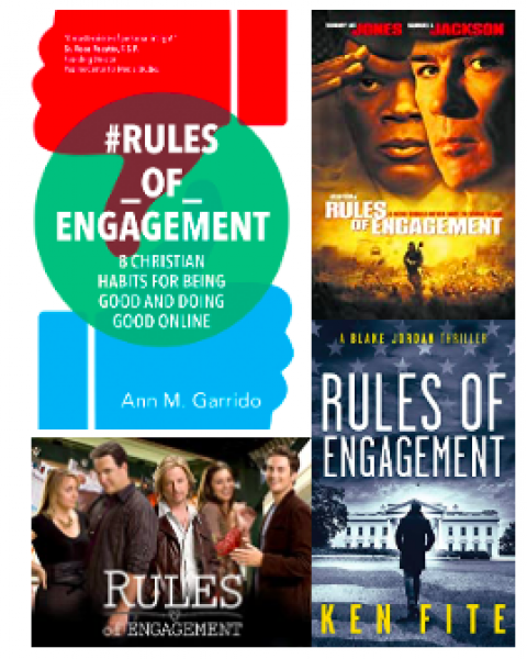 #Rules_of_Engagement Everywhere You Look